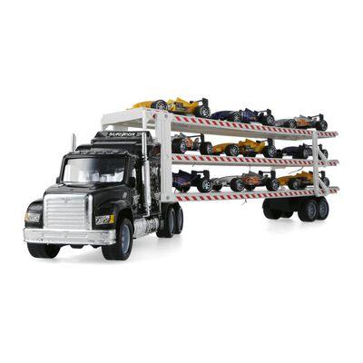 114504 Camion Transporte Motos
