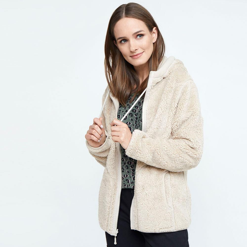 Chaqueta Reversible Mujer Geeps image number 0.0