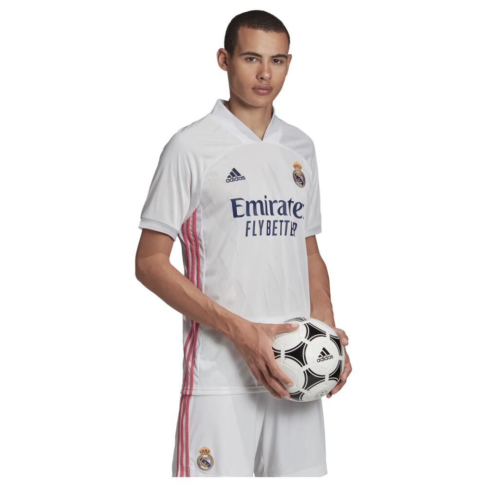 Camiseta De Fútbol Hombre Real Madrid Adidas image number 2.0
