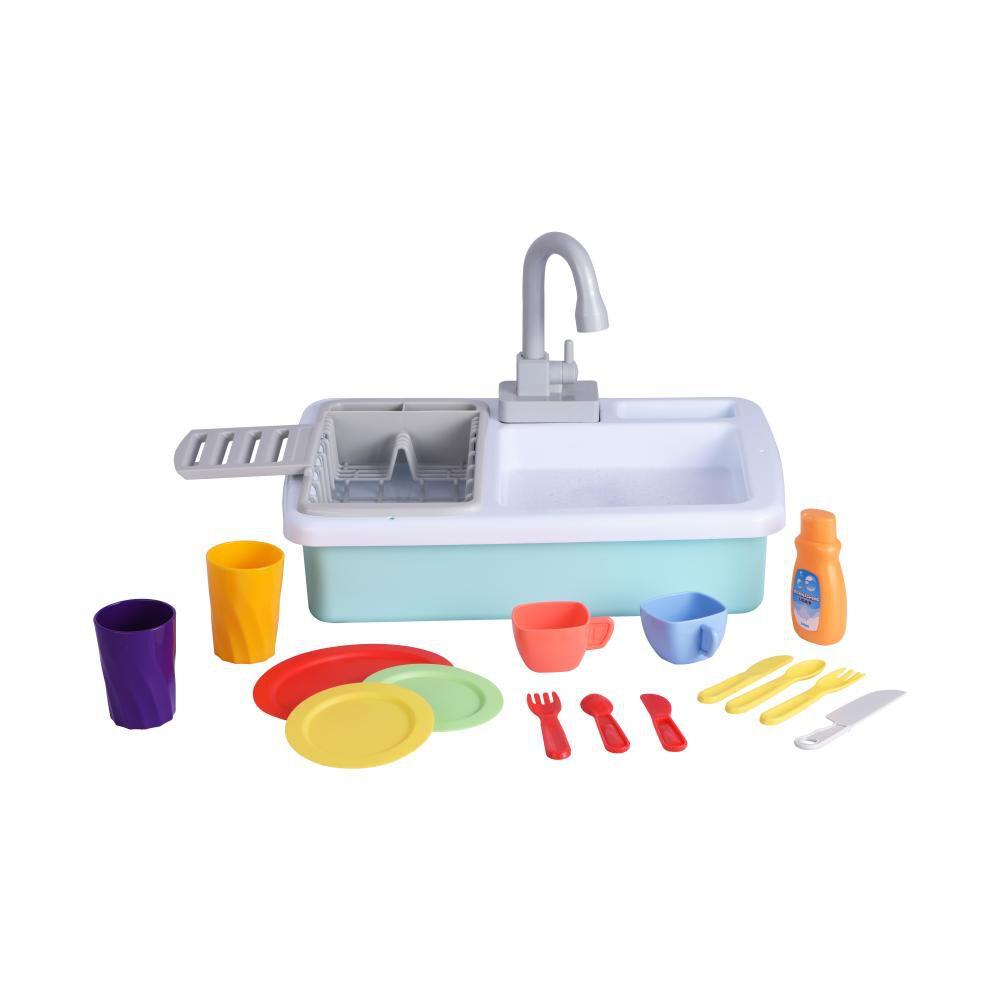 Juego De Rol De Cocina Hitoys Kitchen Sink image number 1.0
