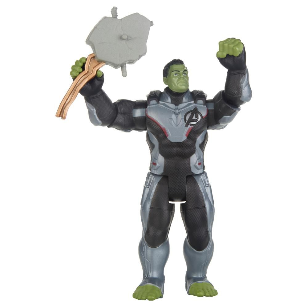 Figura De Acción Avenger Team Suit image number 0.0