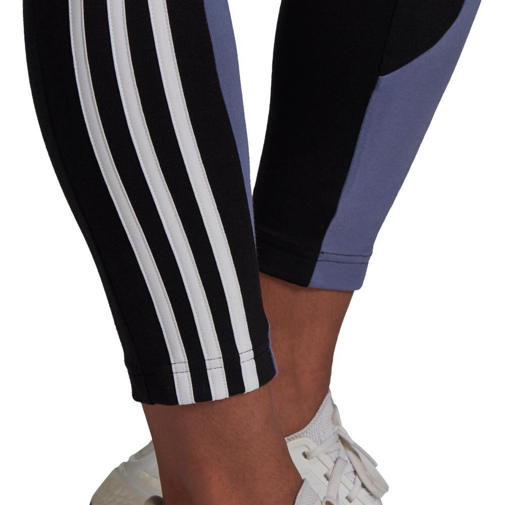 Calza Mujer Adidas Sportswear Colorblock image number 4.0