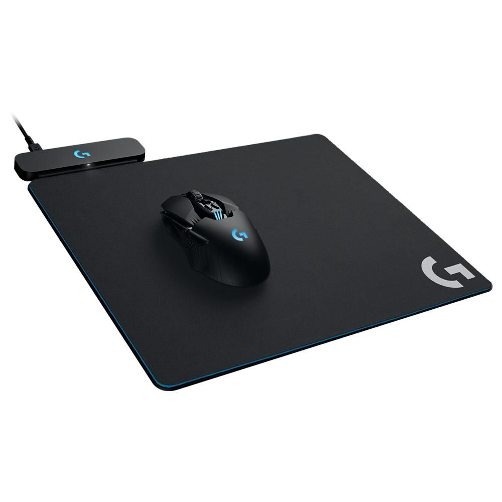 Mouse Pad Gamer Logitech Power Play Pad  - image number 0.0
