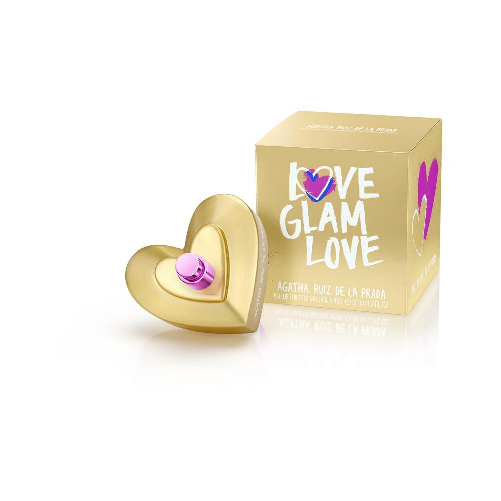 Perfume Love Glam Love Agatha Ruiz De La Prada /  / Eau De Toilette image number 0.0