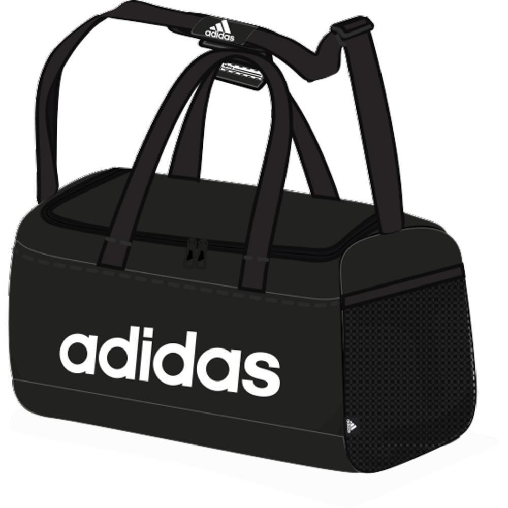 Bolso Unisex Adidas Essentials Duffel Bag Xs / 25 Litros image number 6.0