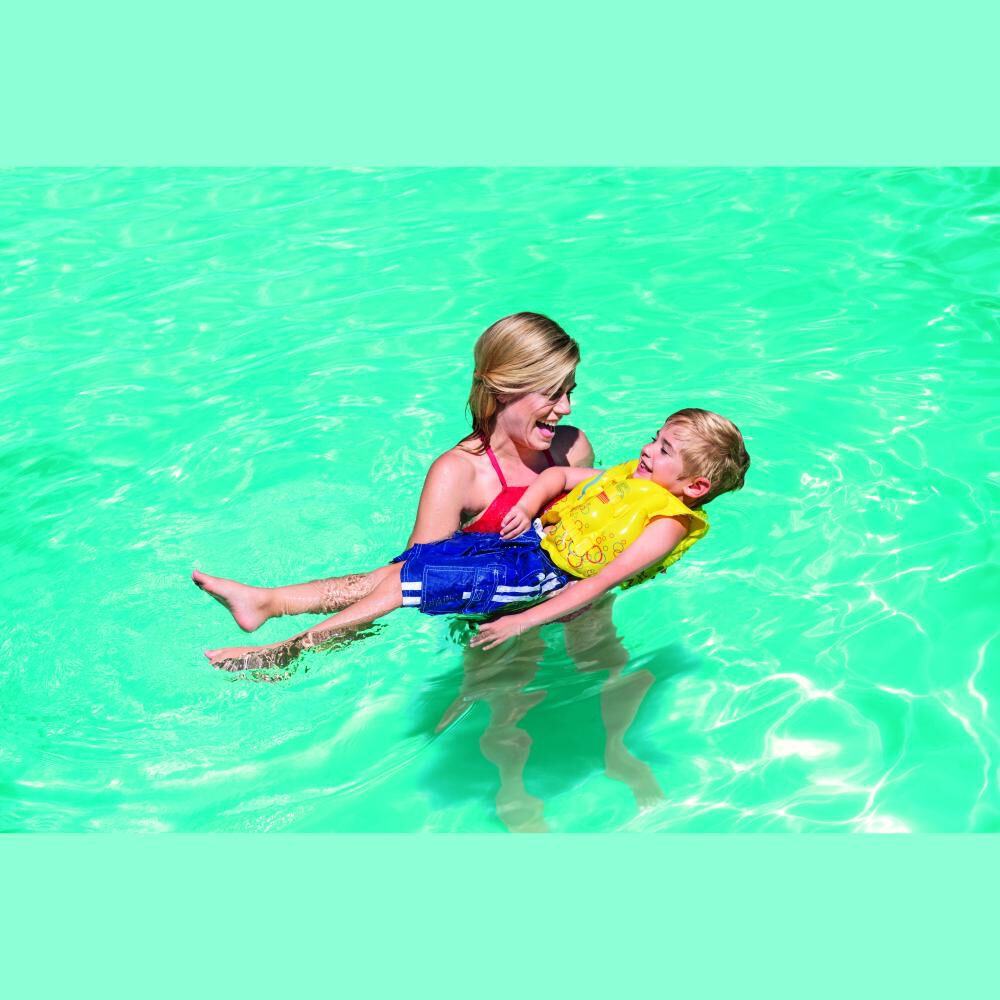 Chaleco Inflable Tropical Bestway 32069 image number 4.0
