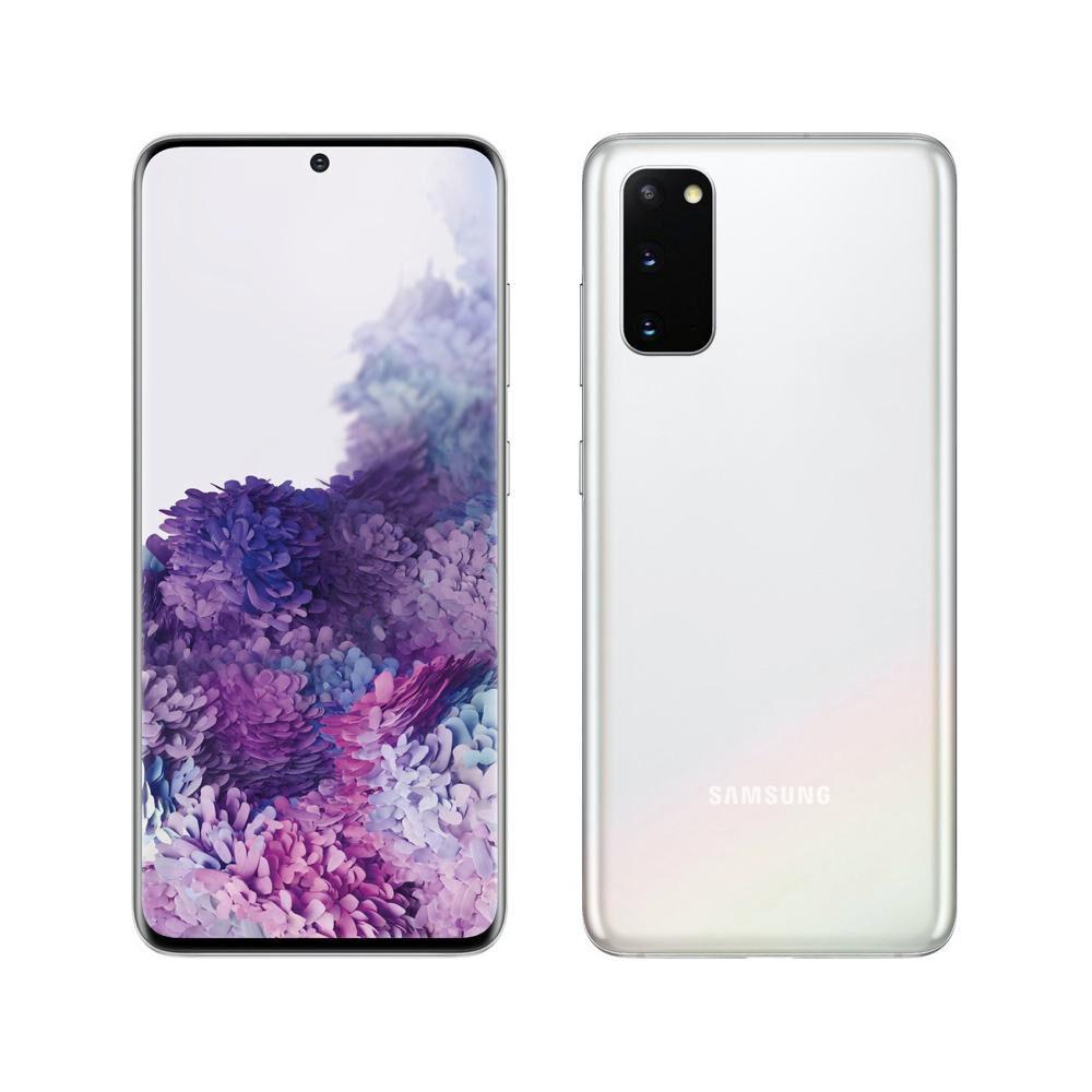 Smartphone Samsung Galaxy S20 Reacondicionado Blanco / 128 Gb / Liberado image number 0.0
