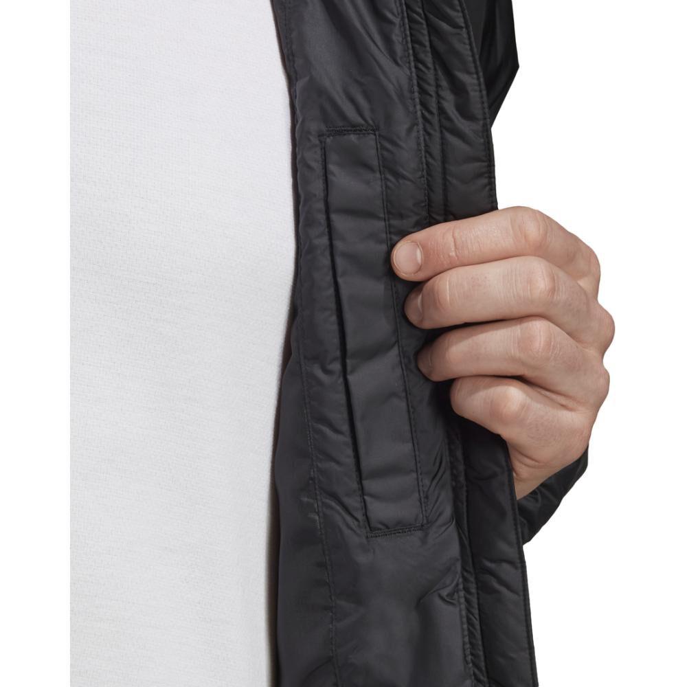 Parka Cuello Alzado Acolchado Con Relleno De Alto Aislamiento Térmico Hombre Adidas image number 6.0
