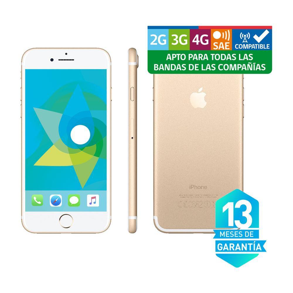 Smartphone Iphone 7 Reacondicionado  Dorado 32 Gb / Liberado image number 3.0