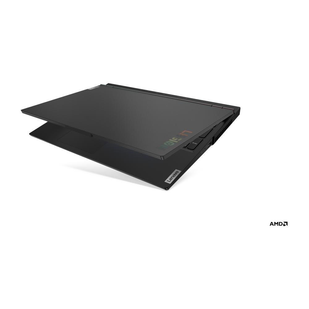"Notebook Lenovo Legion 5 15arh05h / Negro Phantom / Amd Ryzen 7 / 16 Gb Ram / Nvidia Geforce Rtx 2060 / 1 Tb + 128 Gb Híbrido / 15.6 "" image number 2.0"