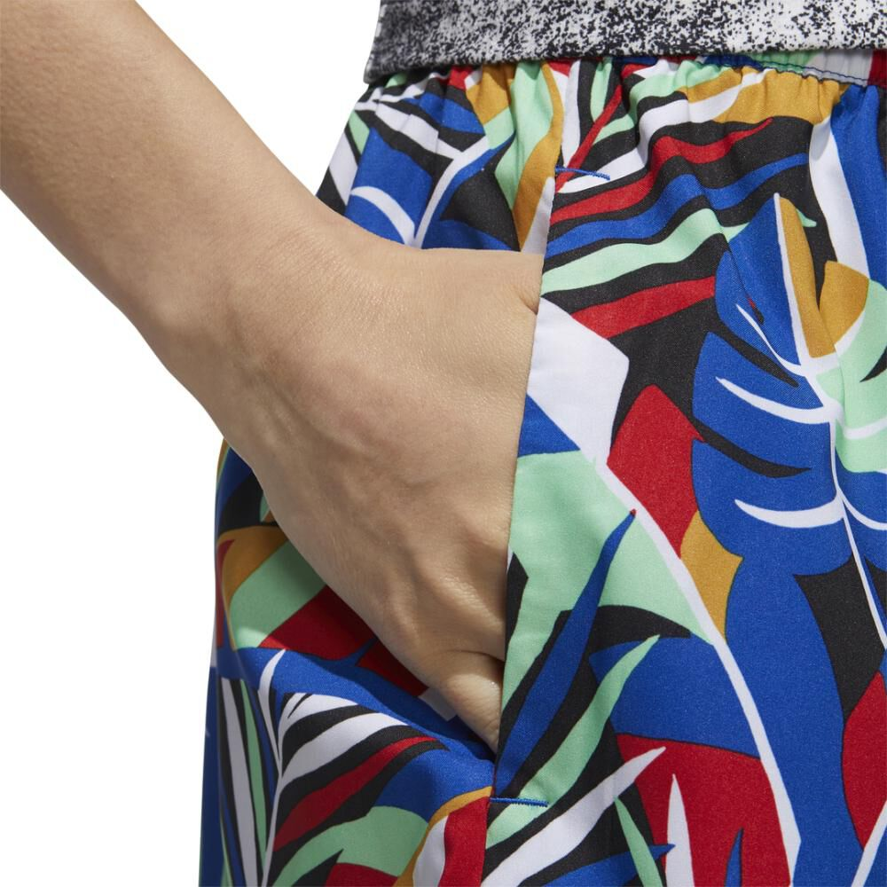 Short Mujer Adidas X Farm image number 5.0