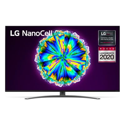 "Led LG 55NANO86SNA / 55"" / Ultra Hd / 4k / Smart Tv"