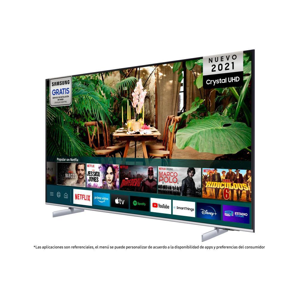 """Led Samsung AU8200 / 75"""" / Ultra Hd 4k / Smart Tv 2021 image number 2.0"""