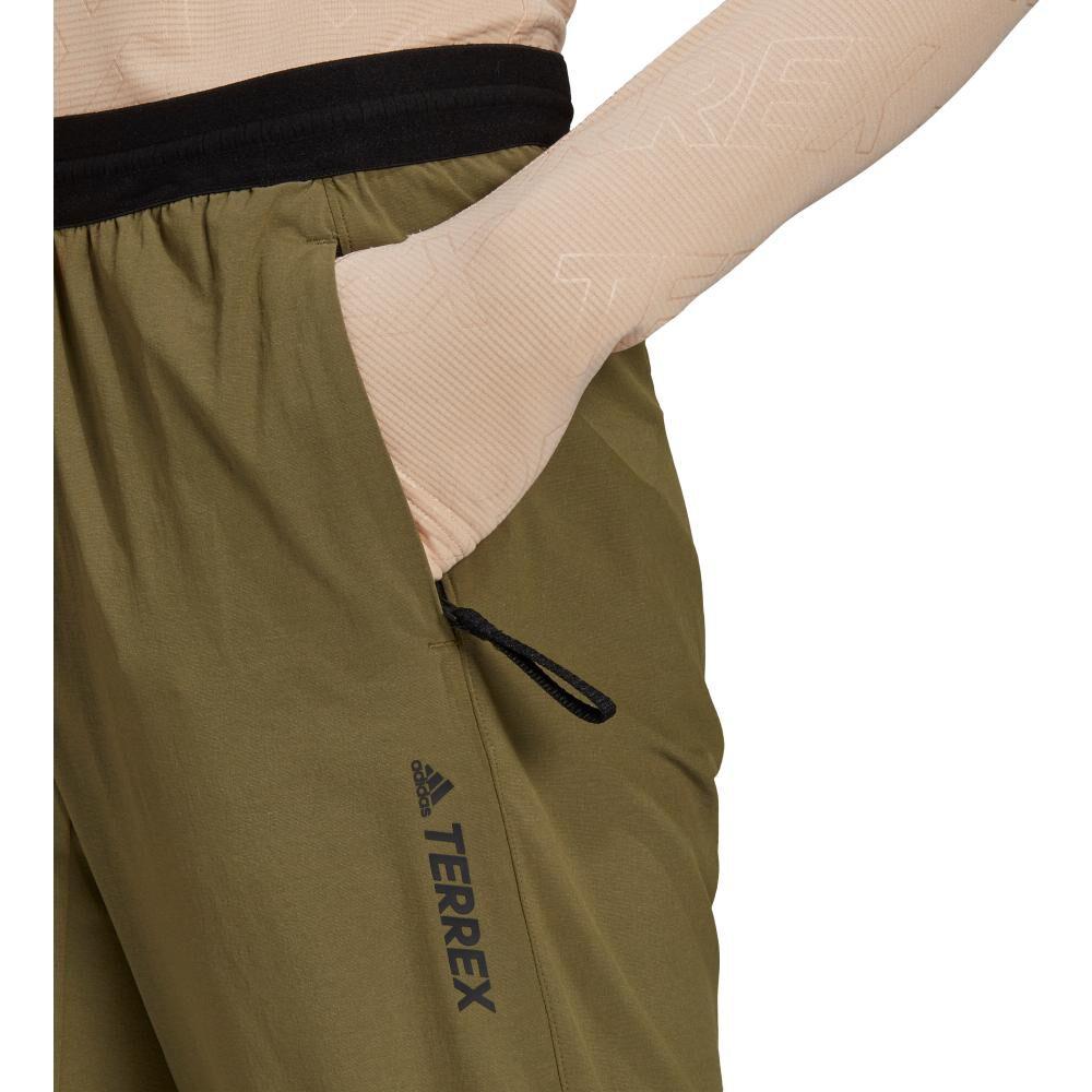 Pantalón De Buzo Mujer Adidas Terrex Liteflex Hiking image number 5.0