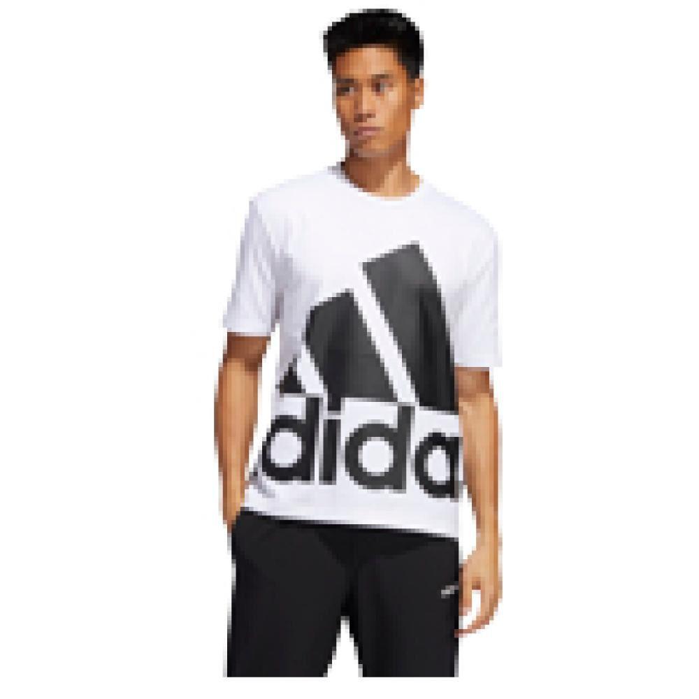Polera Hombre Adidas Logo Grande image number 0.0