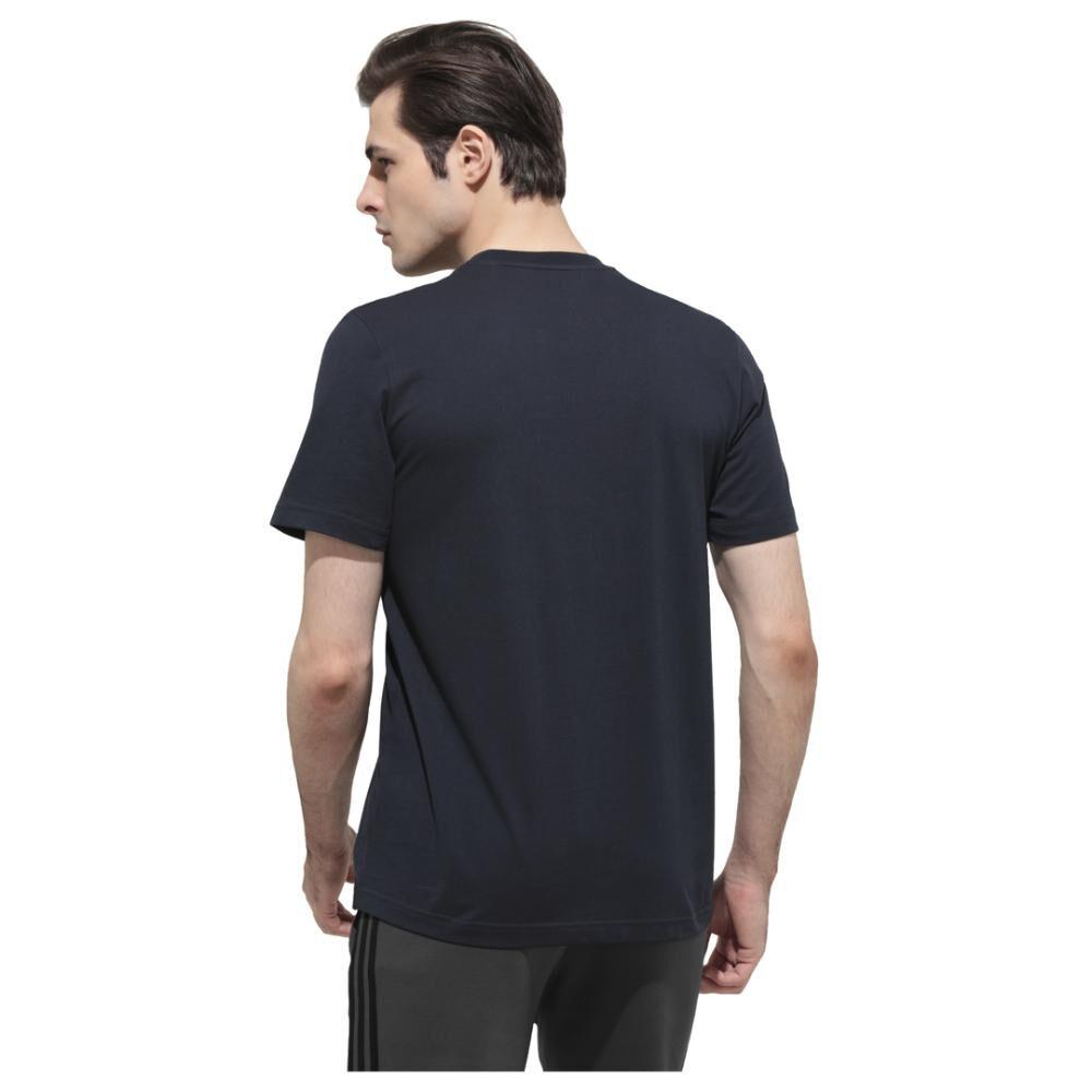 Camiseta 8-bit Graphic Foil Hombre Adidas image number 3.0