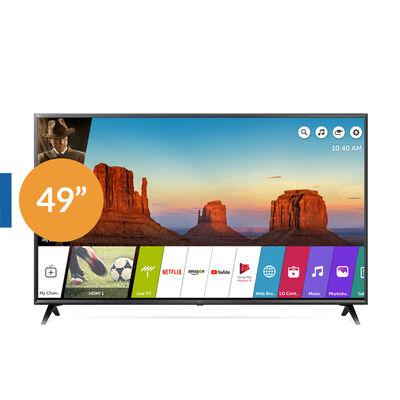 "Led Lg 49Uk6200 / 49"" / Ultra Hd / 4K / Smart Tv"