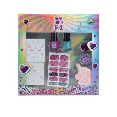 Set De Uñas It Girl