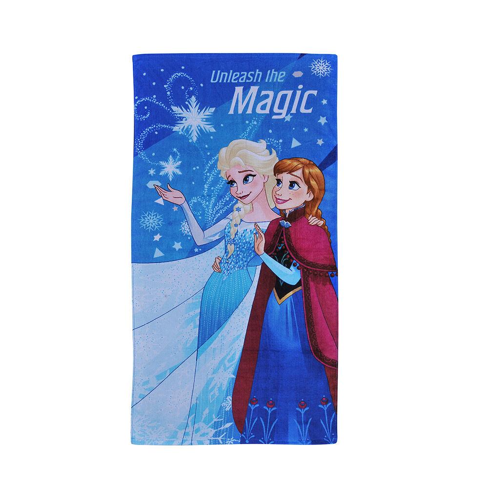 Toalla De Playa Disney Frozen Frost image number 0.0