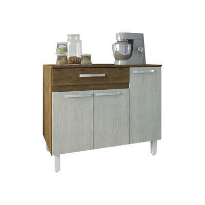 Mueble De Cocina Home Mobili Cali / 3 Puertas / 1 Cajon