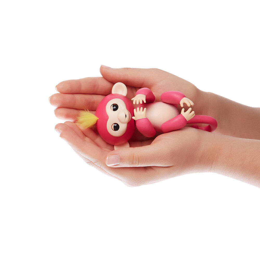 Juguete Fingerlings Pink Bella image number 1.0