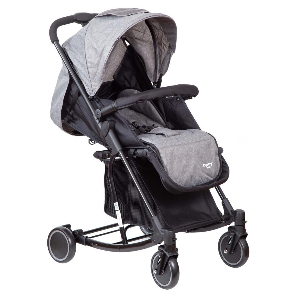 Coche De Paseo Baby Way Bw-209g21 image number 9.0
