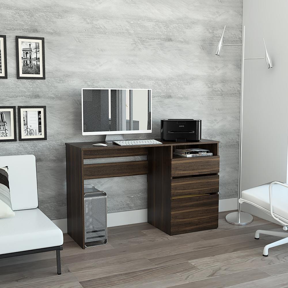Escritorio Casaideal Office 6 / 3 Cajones / image number 4.0