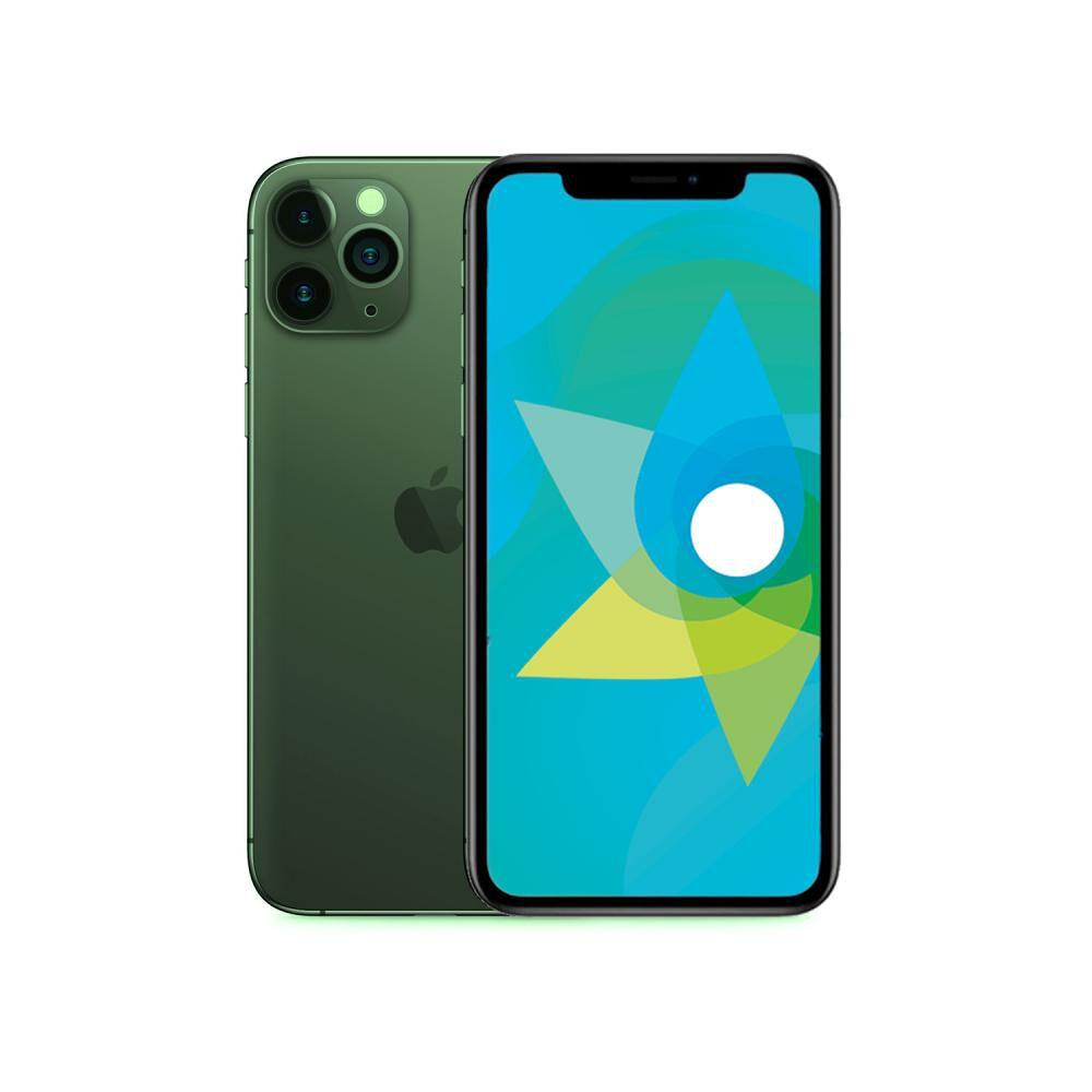Smartphone Apple Iphone 11 Pro Max Reacondicionado Verde / 256 Gb / Liberado image number 0.0