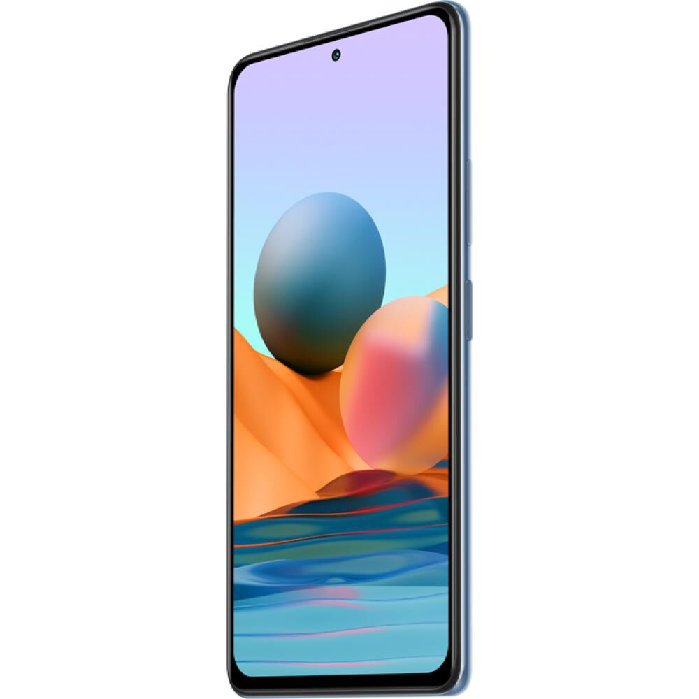 Smartphone Xiaomi Redmi Note 10 Pro Azul / 128 Gb / Liberado image number 3.0