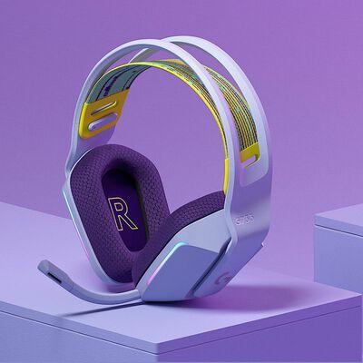 Audífonos Gamer Logitech G733 Lightspeed Rgb Lilac