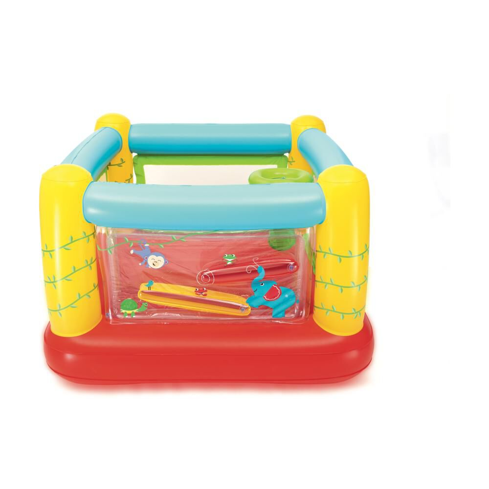 Castillo Inflable Fisher Price 175 Cm image number 4.0
