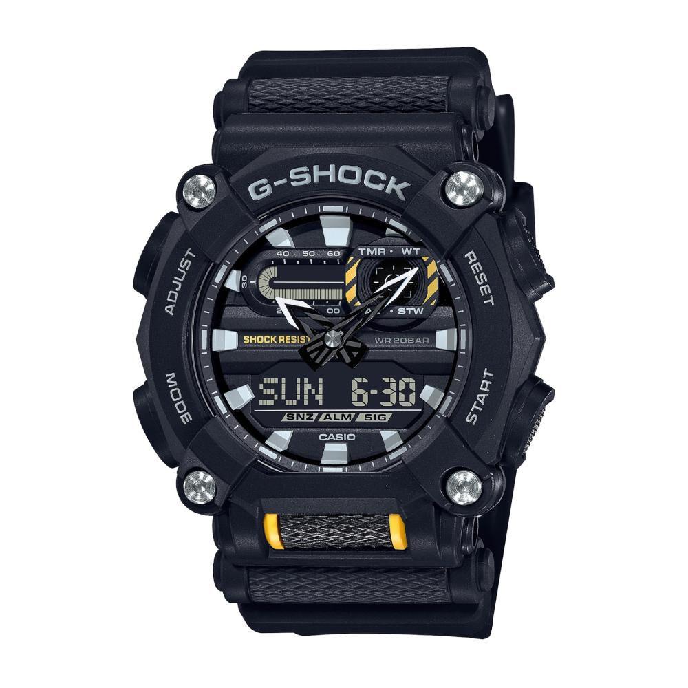 Reloj G-shock Hombre Ga-900-1adr image number 0.0