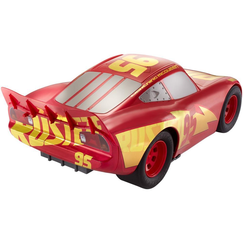 Auto De Juguete Cars Rayo Mcqueen Rust-Eze A Gran Escala image number 2.0