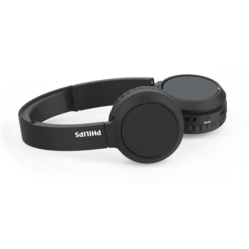 Audífonos Bluetooth Philips Tah4205bk image number 3.0
