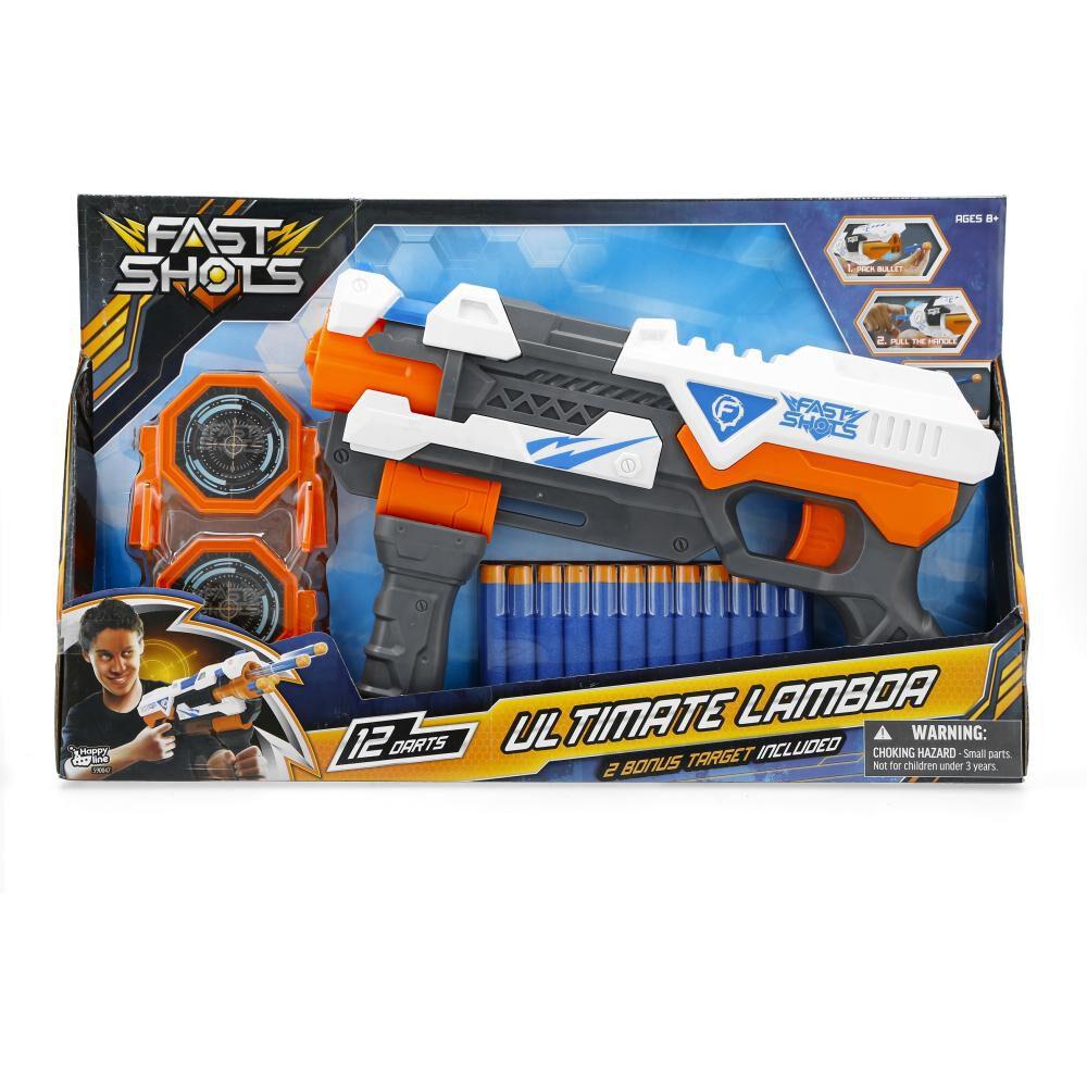 Pistolas De Juguete Hitoys Ultimate Lambda image number 1.0