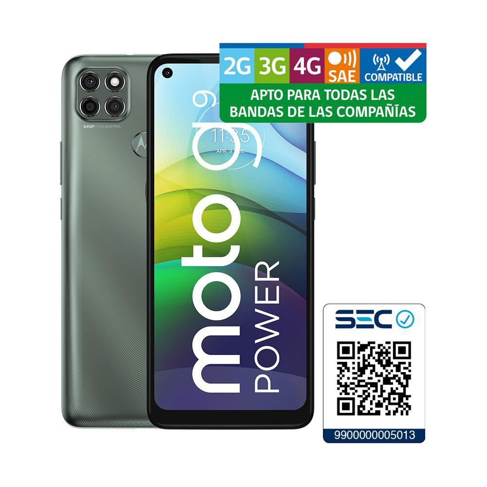 Smartphone Motorola Moto G9 Power / 128 Gb / Entel image number 3.0