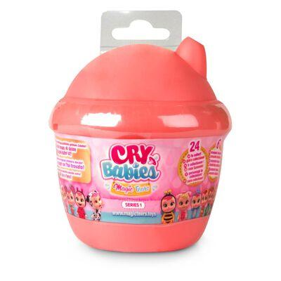 Muñeca Cry Babies Bebes Llorones Casa De Lagrimas Naranjo