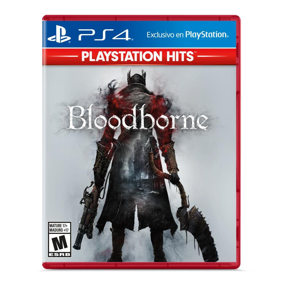 Juego Ps4 Hits Bloodborne image number 0.0