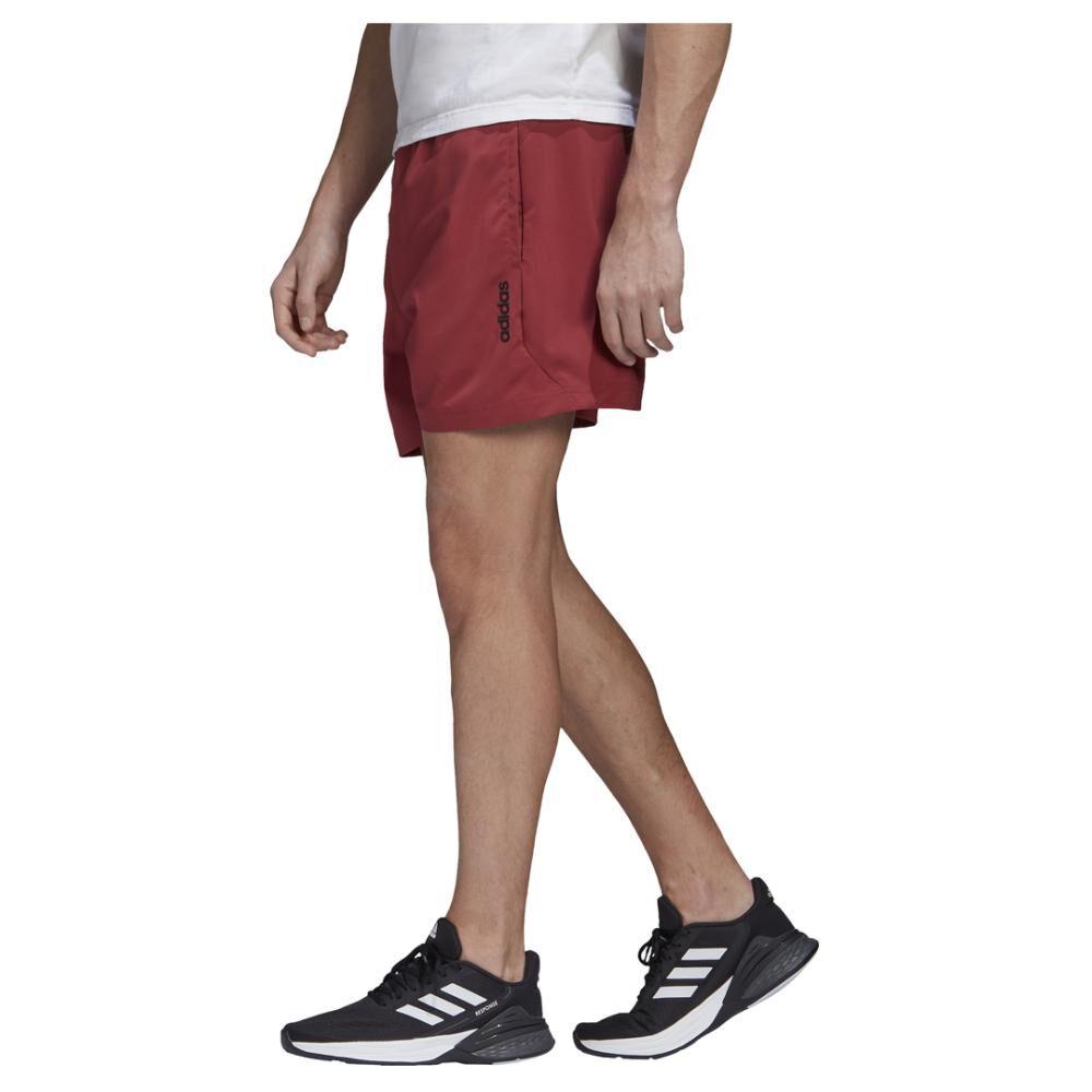 Short Deportivo Hombre Adidas Essentials Plain Chelsea image number 1.0