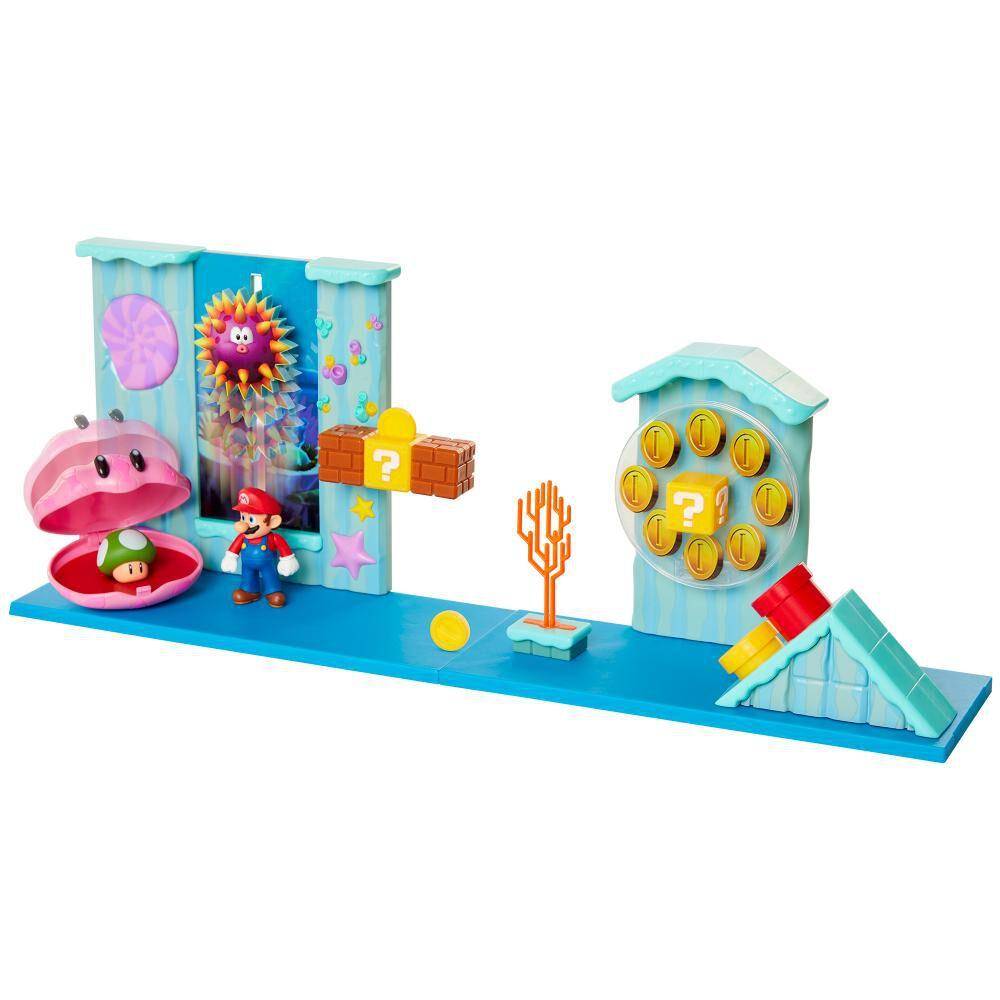 Set De Juguetes Nintendo Playset Dlx Underwater image number 4.0