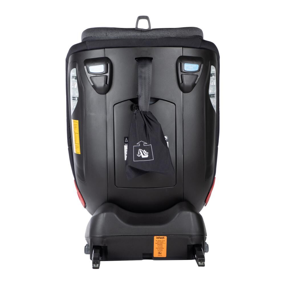 Silla De Auto Infanti Convertible All Stages Isofix Pb image number 2.0