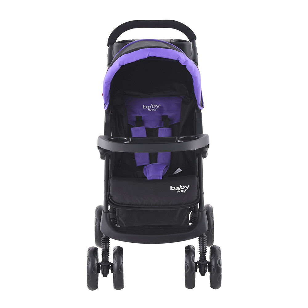 Coche Travel System Baby Way Bw-413M18 image number 2.0