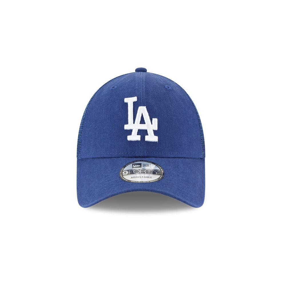 Jockey New Era 940 Trucker Los Angeles Dodgers image number 3.0