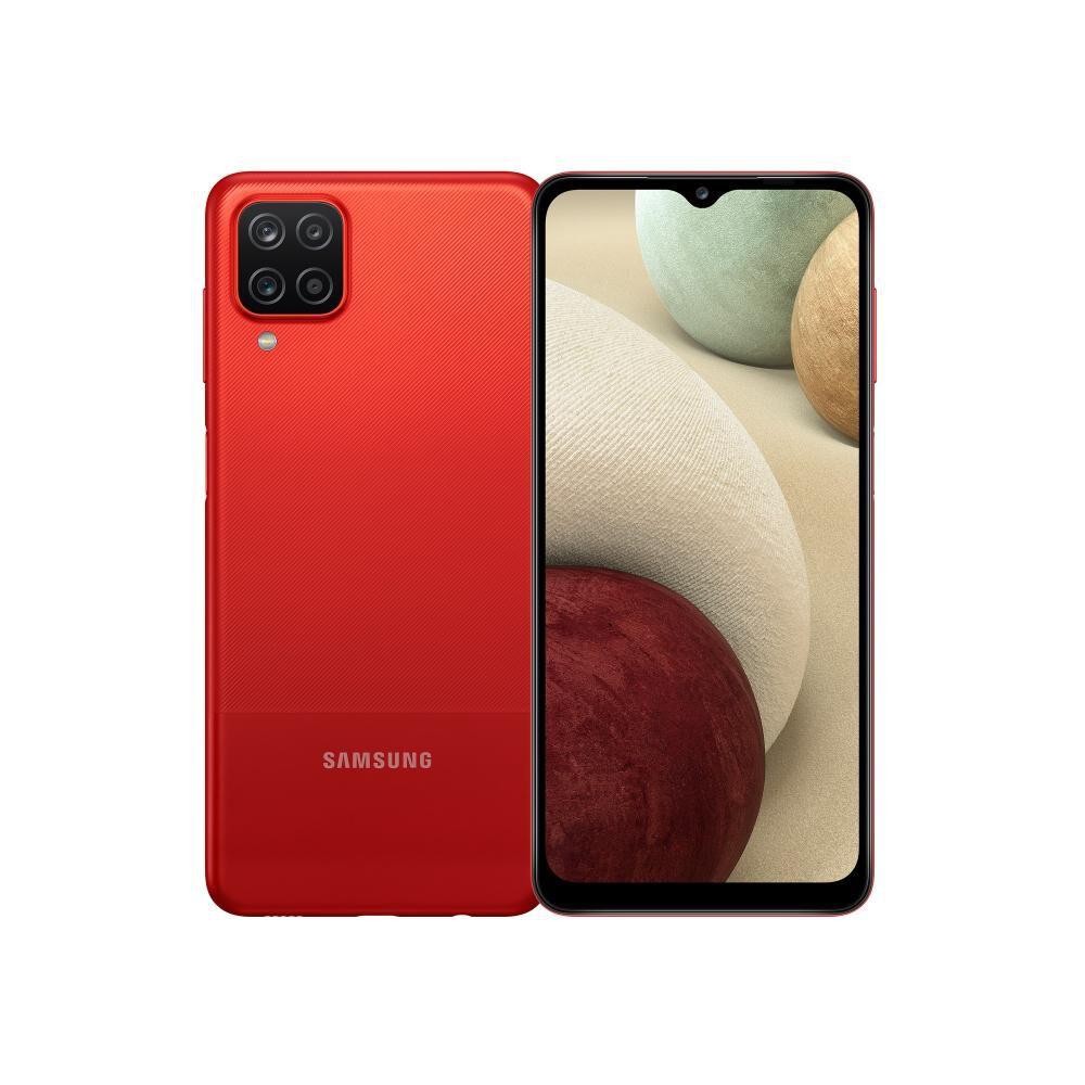 Smartphone Samsung Galaxy A12 Rojo / 128 Gb / Liberado image number 0.0