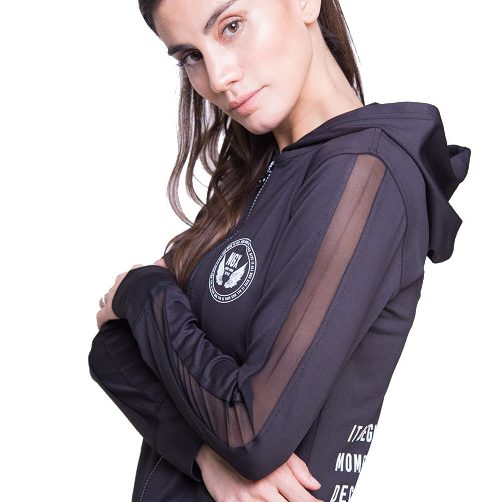 Chaqueta Deportiva Iconic Mujer Ngx image number 3.0