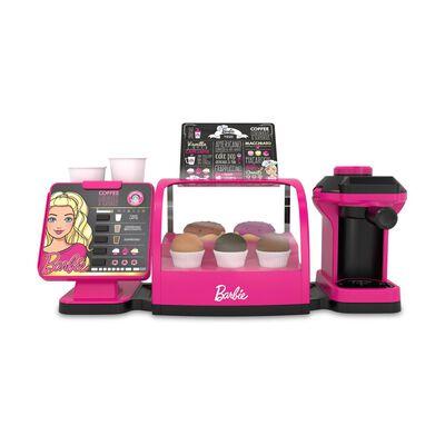 Cafetera De Juego Barbie Barbie Coffee Shop