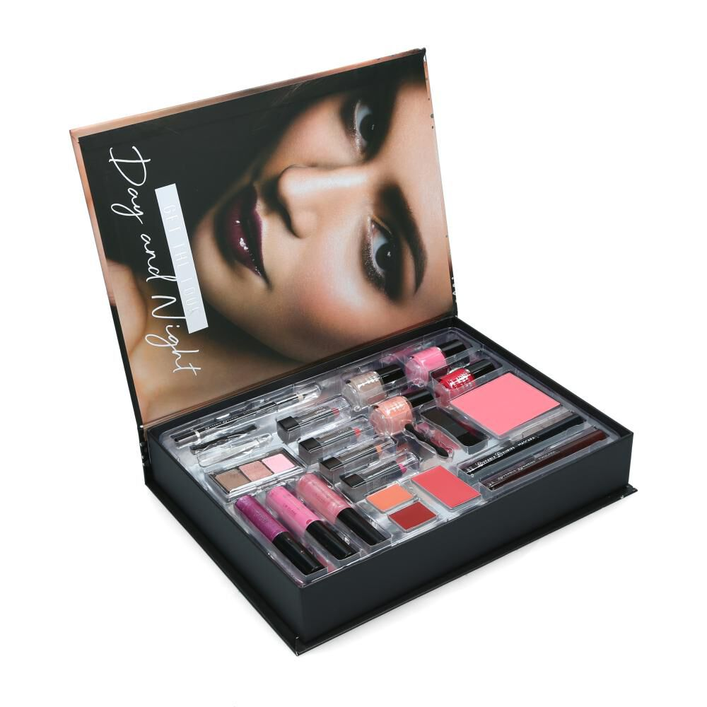 Set De Maquillaje Loveable Luxuries Day & Night image number 1.0