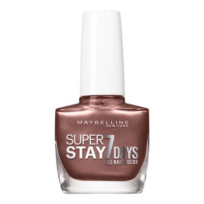Esmalte Maybelline Super Stay 7 Days  / 911 Street Cred
