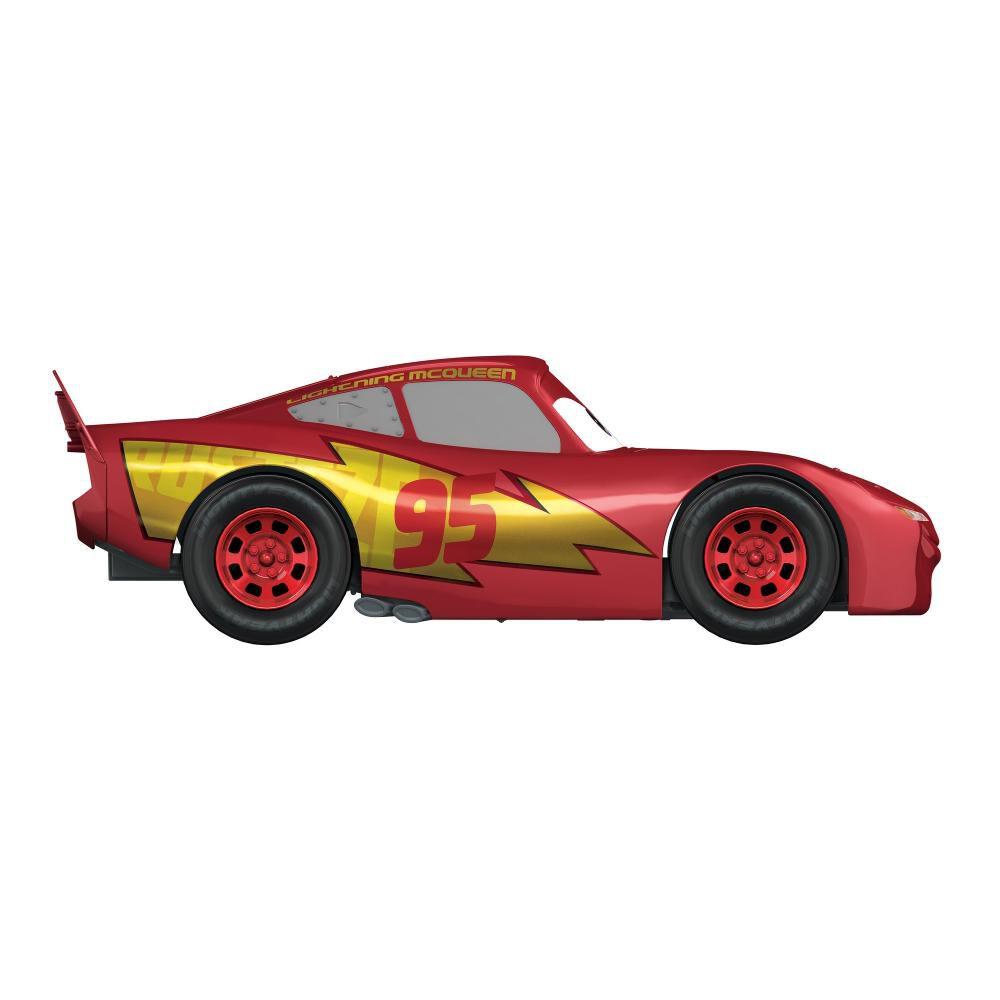Auto De Juguete Cars Rayo Mcqueen Rust-Eze A Gran Escala image number 1.0