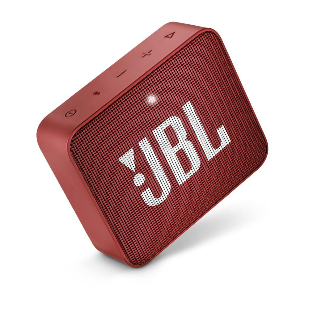Parlante Bluetooth Jbl Go 2 Red image number 3.0